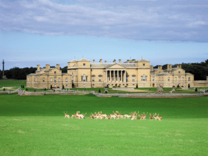 Outdoor Theatre - Alice in Wonderland at Holkham Hall