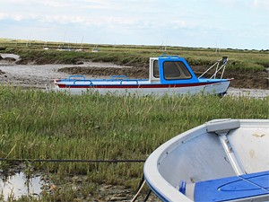 Sea Kayaking at Brancaster Staithe