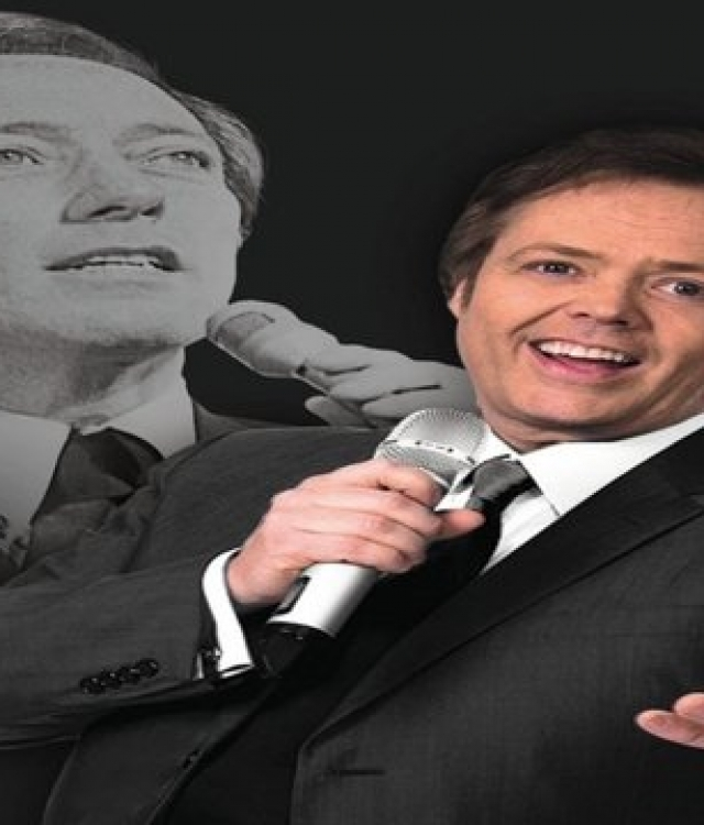 Moon River And Me - Jimmy Osmond's Tribute To Andy Williams
